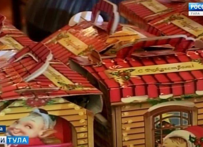 Тульский почтамт запустил благотворительную акцию