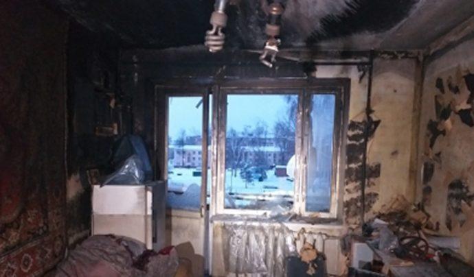 Следователи выясняют причины пожара, унесшего жизнь туляка