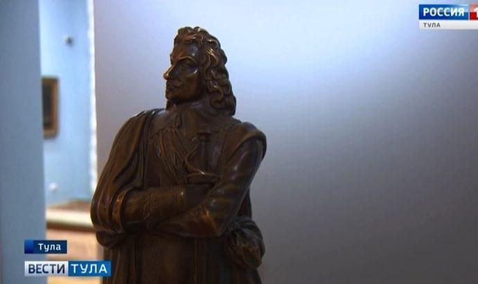 В Тульском художественном музее экспонат нашёл автора
