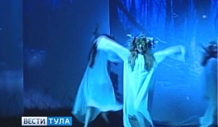 За какой спектакль Тульский ТЮЗ получил премию «Даты»?