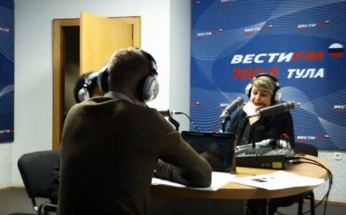 Вести FM Тула. «Формат 71» с Владимиром Комаровым. 04.12.2018