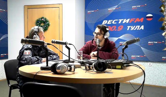 Вести FM Тула. «Формат 71» с Алексеем Соколовым. 28.01.2019