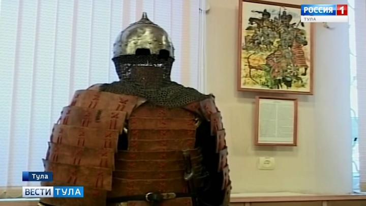 В Тульском кремле открылась выставка оружия XVI—XVII веков