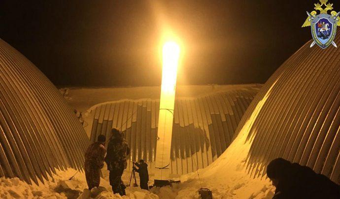В  Плавском районе упавший с крыши снег убил ребенка