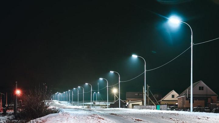 В каких населенных пунктах Большой Тулы станет светлее?