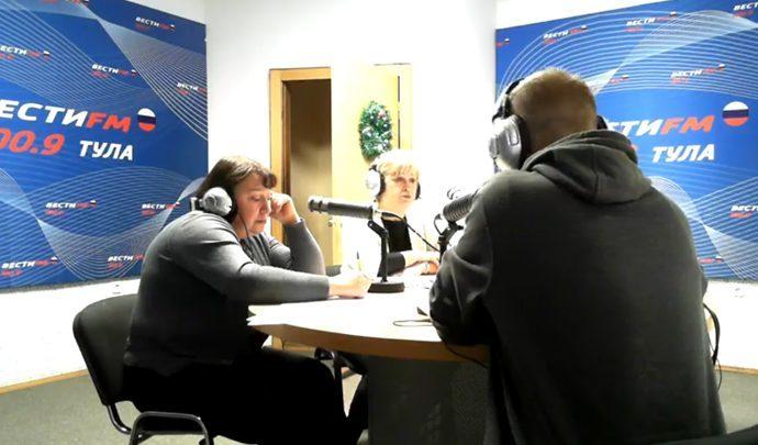Вести FM Тула. «Формат 71» с Владимиром Комаровым. 23.01.2019