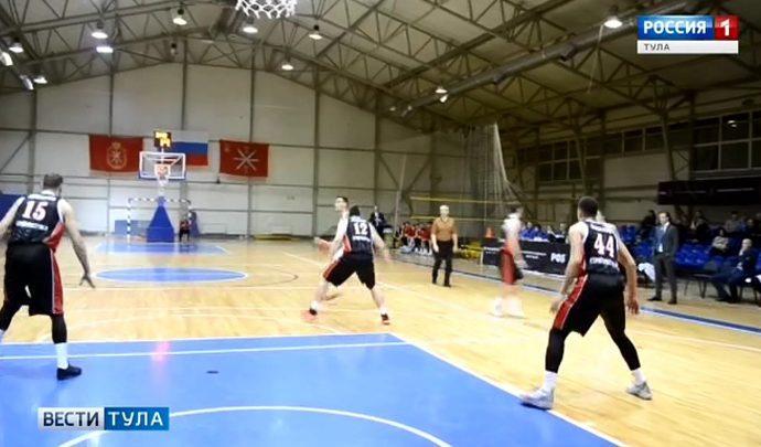 Баскетболисты «Арсенала» одержали победу в первом домашнем матче
