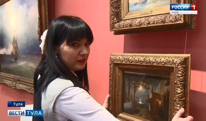 Корреспондент «Вестей» проверила на прочность систему безопасности тульского музея