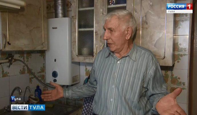 Жителей Тулы вынуждают покупать фильтры для очистки воды