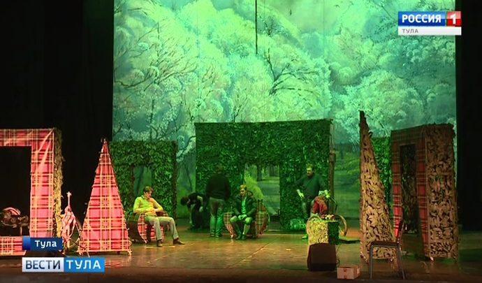 Белорусский музыкальный театр порадует туляков «Новогодним гала-концертом»