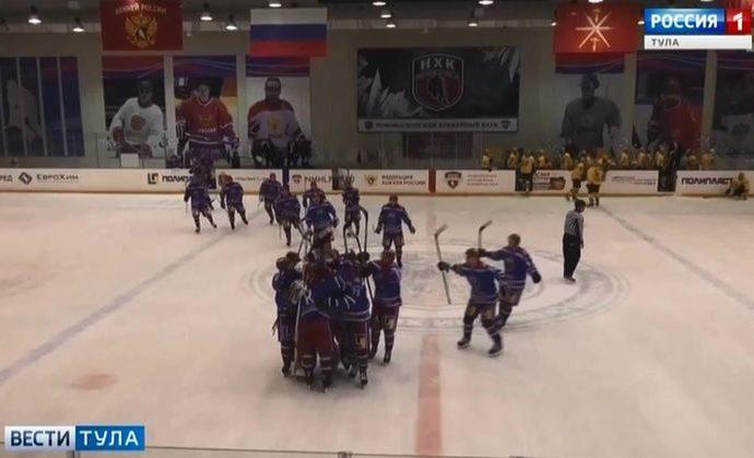 «НХК» привёз 50% очков из Ростова-на-Дону