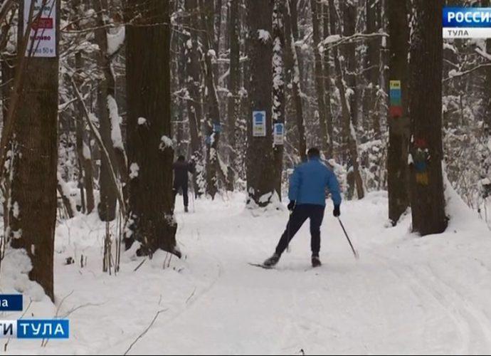 Где тулякам прокатиться по спартаковской лыжне?