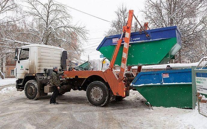 В Тульской области заработали телефоны скорой мусорной помощи