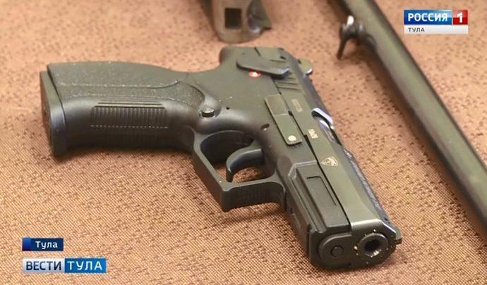 600 тысяч рублей в общей сложности получат туляки за свое оружие