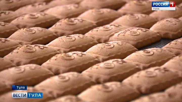 В Туле запущено новое производство пряников