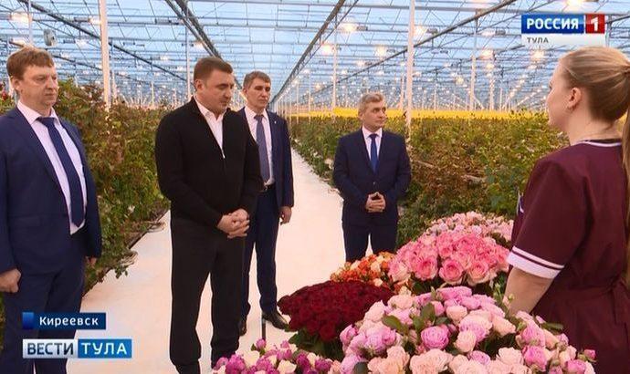 Губернатор пообещал развивать Киреевск