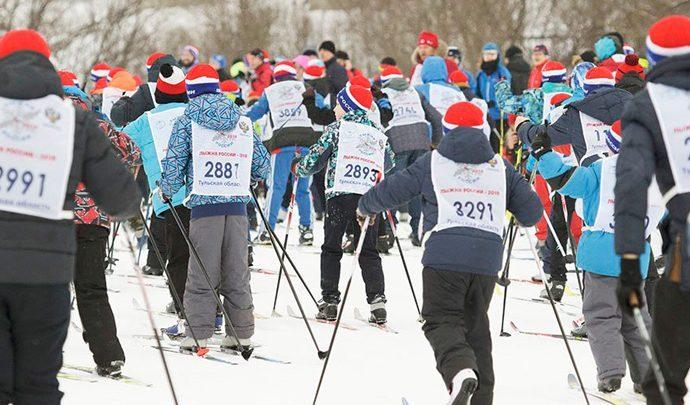 3000 туляков планируют в эту субботу встать на лыжи