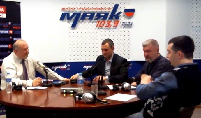 Вести FM Тула. «Лично знаком» с Сергеем Беловым. 01.02.2019
