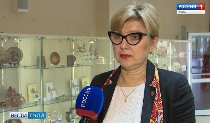 Татьяна Рыбкина вошла в состав рабочей группы по культуре Госсовета Российской Федерации
