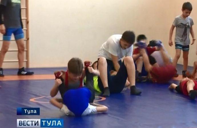 Юных тульских борцов ждёт серьёзное испытание в Белоруссии