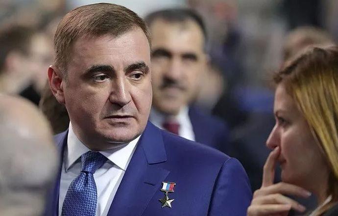Алексей Дюмин: Выбранные Тульской областью ориентиры созвучны посланию президента