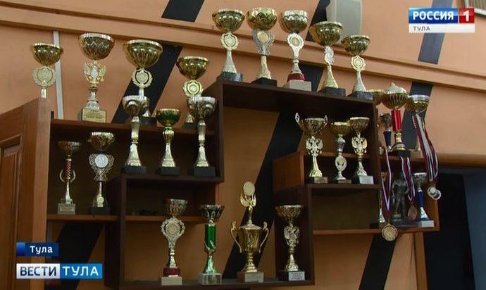 Воспитанники спортшколы «Юность» за год завоевали более 1000 медалей