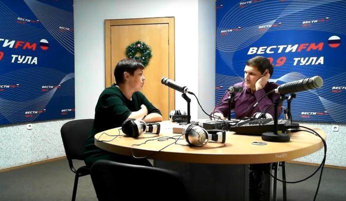 Вести FM Тула. «Формат 71» с Игорем Игнатовым. 05.02.2019