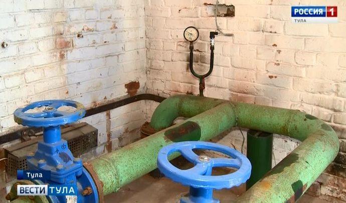 Когда в Большой Туле улучшится водоснабжение?