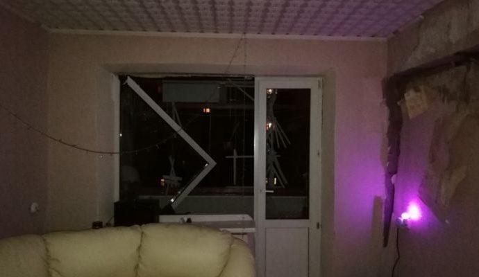 В многоквартирном доме в Узловой произошёл взрыв