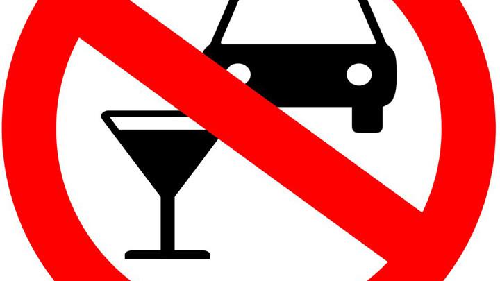 За три дня в регионе задержали более 30 пьяных водителей