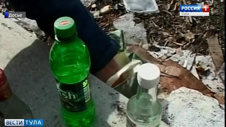 Год в колонии за бутылку спирта