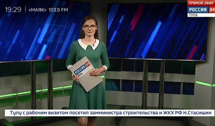 Россия 24 Тула. Эфир от 21.03.2019