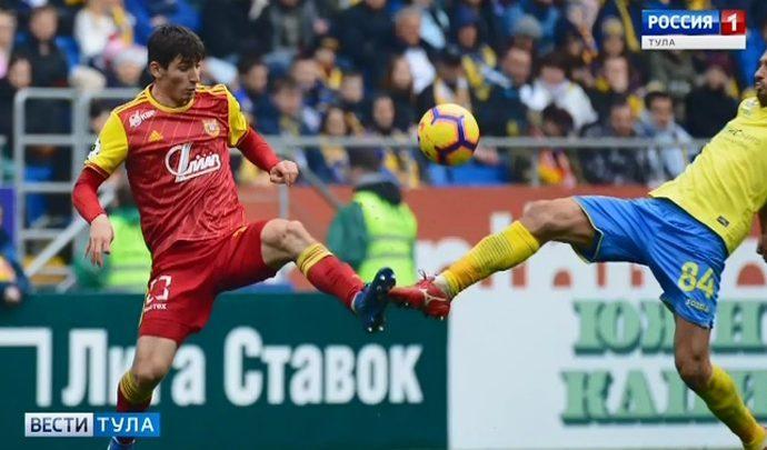 В матче «Арсенал» - «Ростов» защита оказалась сильнее нападения