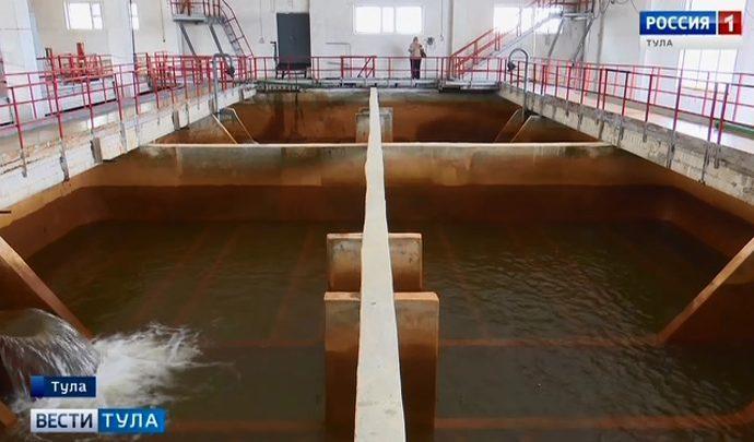 В Туле, наконец, разработали план, призванный решить проблемы  водоснабжения