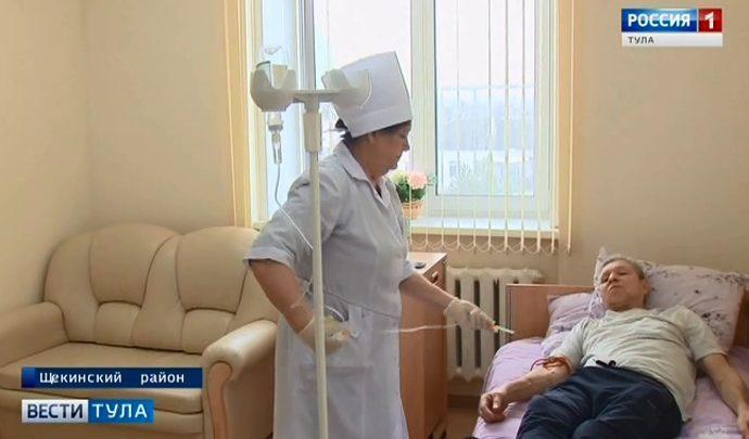 Страдающим тулякам помогут в центрах боли