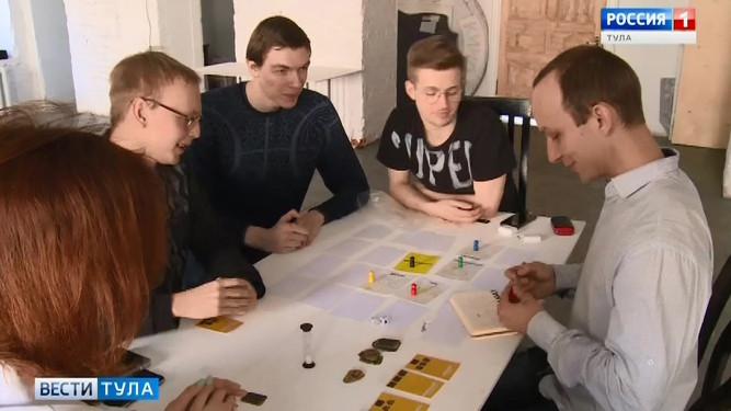 Туляки придумали настольную игру про самоварную столицу