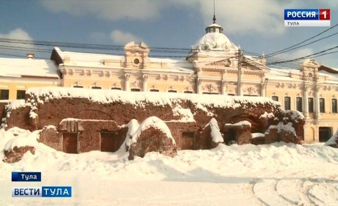 Владельцы объектов культурного наследия в Тульской области допустили ряд нарушений