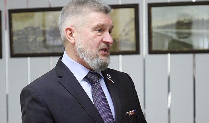 Александр Балберов прокомментировал инициативу депутатов о смене зампредседателя Тульской облдумы
