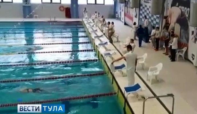 Тульские пловцы добыли 11 медалей чемпионата ЦФО