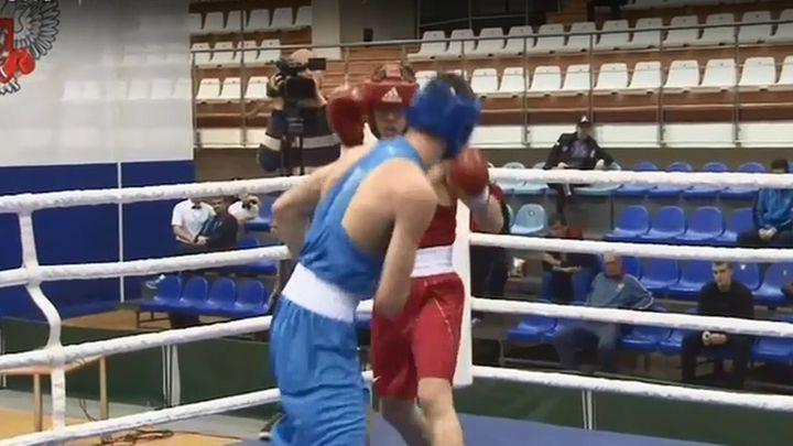 Тульские боксёры одержали две победы на чемпионате России