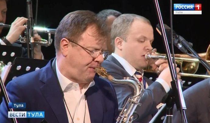 Рояль из Тульской филармонии Игорь Бутман запомнил на всю жизнь