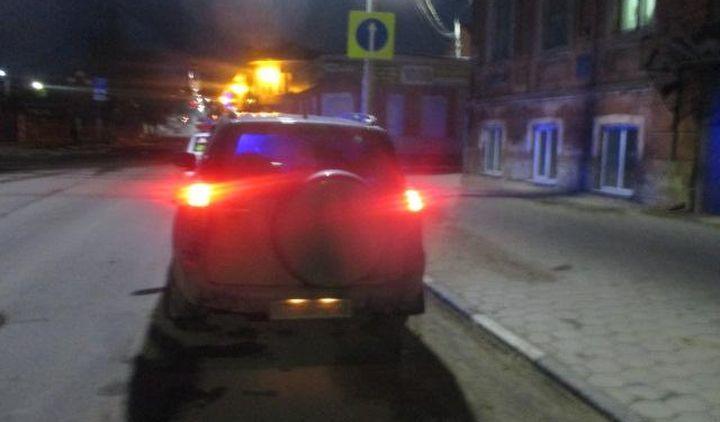 В Туле на улице Пирогова под колёса «Тойоты» попала женщина