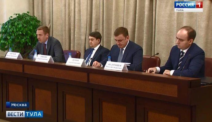 Алексей Дюмин поможет вывести российскую промышленность на новый уровень