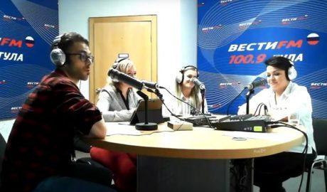 Вести FM Тула. «Формат 71» с Екатериной Федосовой и Алексеем Соколовым. 18.03.2019