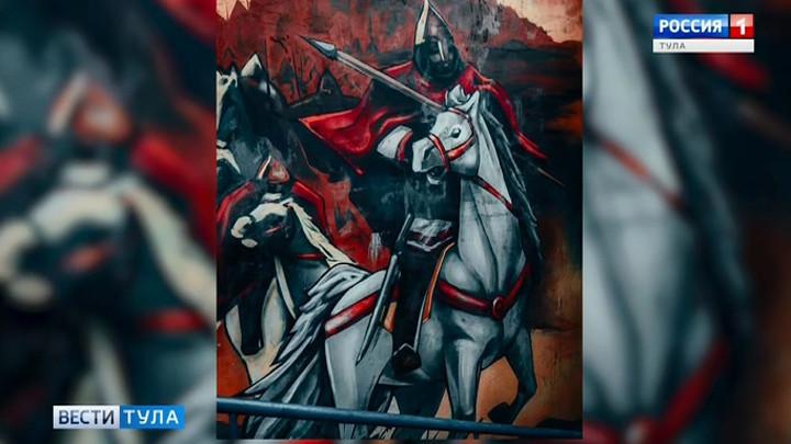 В тульских переходах обновят исторические граффити