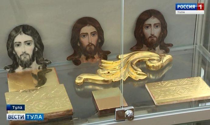 Тульский иконописец приоткрыл тайну создания ликов