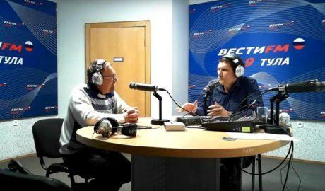 Вести FM Тула. «Формат 71» с Игорем Игнатовым. 19.03.2019