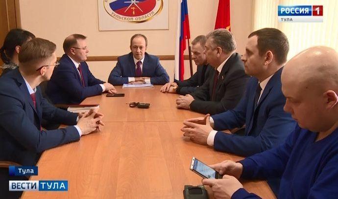 Как член ЦИК России оценил работу Тульского избиркома?
