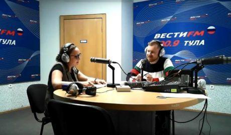 Вести FM Тула. «Формат 71» с Владимиром Комаровым. 20.03.2019