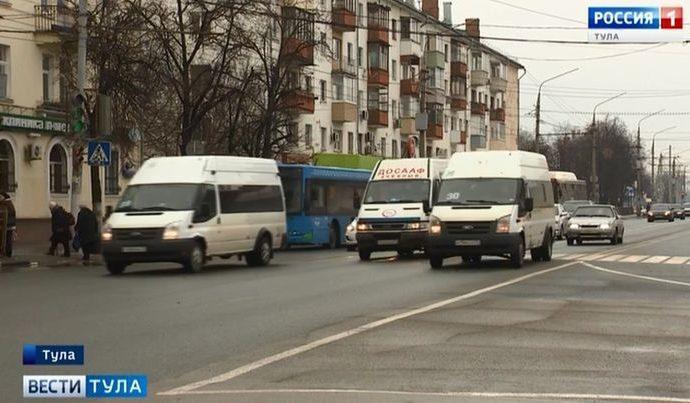 Как тульские перевозчики обосновали повышение стоимости проезда в маршрутках?